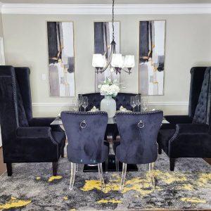 interior decoration dining room 29